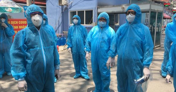 Chiều 4-5, thêm 11 ca mắc Covid-19 tại 6 tỉnh và thành phố, có 1 ca cộng đồng ở Đà Nẵng
