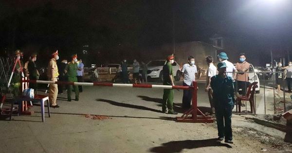 NÓNG: Thêm hàng loạt ca nghi dương tính SARS-CoV-2 ở Vĩnh Phúc