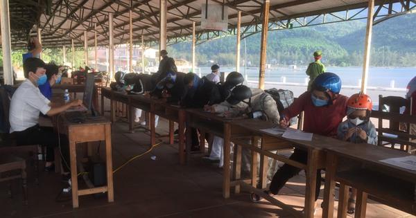 Thừa Thiên – Huế thông tin về ca nghi dương tính với SARS-CoV-2