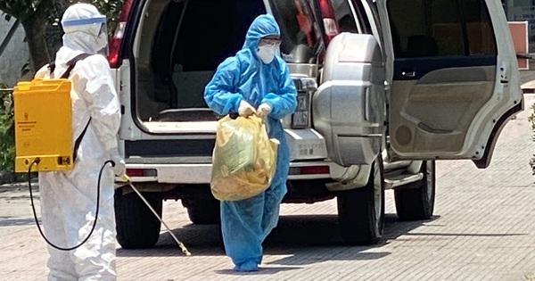 Thêm ca nghi dương tính SARS-CoV-2 làm việc tại thẩm mỹ viện Amida Đà Nẵng