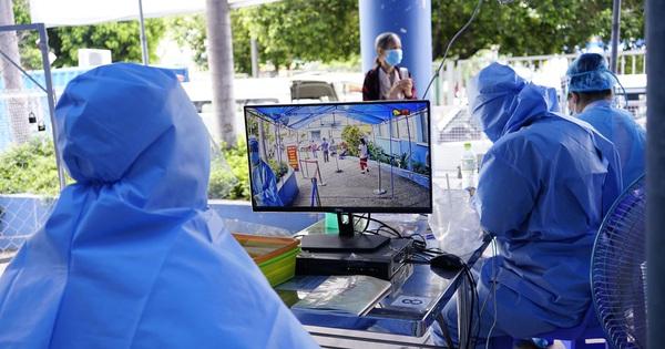 Cả nhà một nhân viên Bệnh viện Bệnh Nhiệt đới TP HCM nhiễm SARS-CoV-2