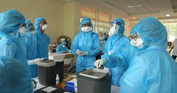 Thêm 327 ca Covid-19 trong 24 giờ, Bắc Giang đã có hơn 5.000 ca bệnh