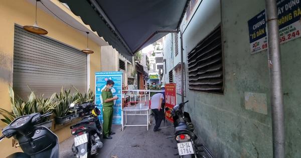 Đà Nẵng: Bảo vệ công ty nghi mắc Covid-19, từng tiếp xúc bệnh nhân 12190 ở TP HCM