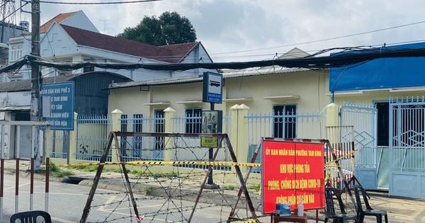 TP Thủ Đức: Phong tỏa lần 2 một khu phố có hơn 13.000 người