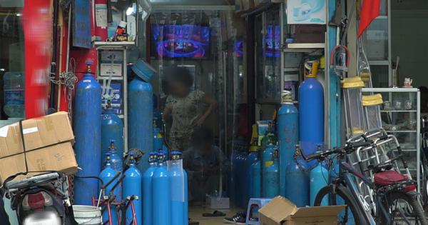 Bộ Y tế nói gì về việc người dân mua máy thở, tích trữ oxy?
