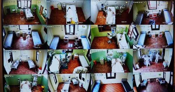48 giờ thành lập Trung tâm điều trị Covid-19