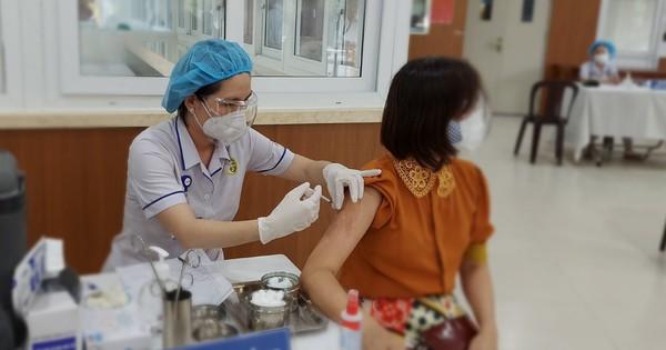 TP HCM: 622.000 người đã được tiêm vắc-xin Covid-19 đợt 5