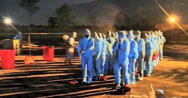 6 người từ TP HCM về Thanh Hóa dương tính SARS-CoV-2