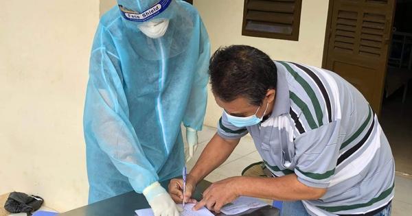 Bộ Y tế chia 4 nhóm nguy cơ