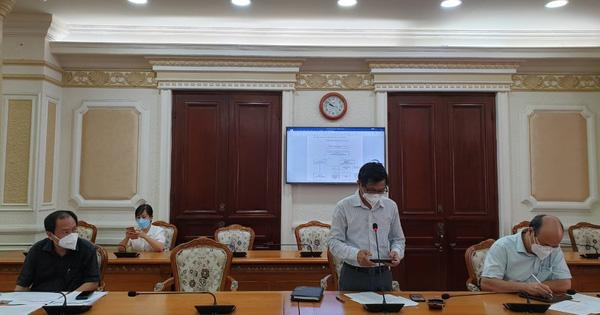 Sở Y tế TP HCM đề xuất quy trình mới về giám sát, điều tra Covid-19