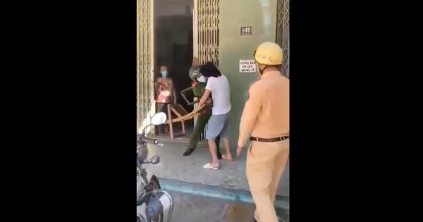 Vác ghế tấn công tổ tuần tra vì bị nhắc nhở đeo khẩu trang - Báo Người lao  động