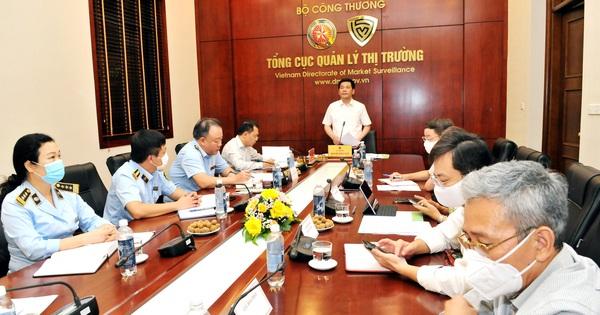 """Bộ trưởng Nguyễn Hồng Diên: Vi phạm của cán bộ quản lý thị trường là """"bài học đau đớn"""""""