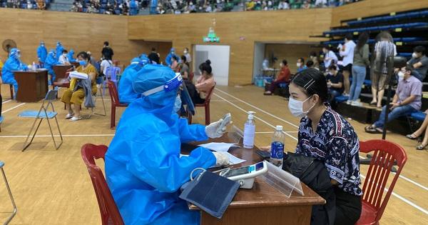 Đà Nẵng: Số người mắc Covid-19 giảm mạnh, chỉ 2 ca mới