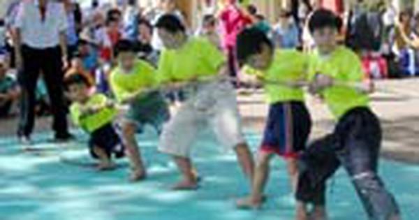 Sân chơi cho trẻ em bất hạnh