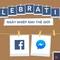 [Infographic] VN nằm top 10 nước đăng hình nhiều nhất trên Facebook Messenger