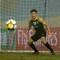 Clip thủ môn Tiến Dũng tái hiện pha bỏ khung thành lên xem đồng đội ghi bàn