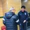 """HLV U23 Hàn Quốc lễ phép với """"đàn anh"""" Park Hang Seo"""