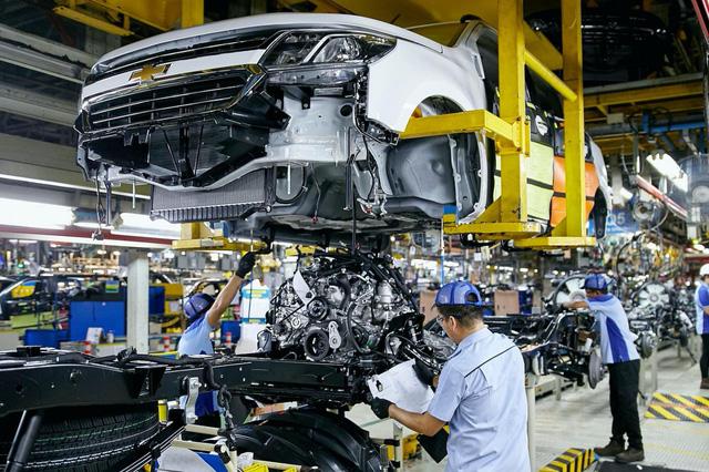 GM bán dây chuyền sản xuất ôtô tại Thái Lan | Admicro
