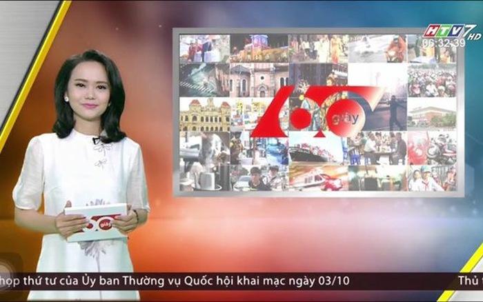 Chương trình 60 giây sáng của HTV chính thức ...