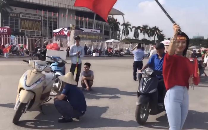 Kết quả hình ảnh cho Trước giờ diễn ra trận Việt Nam - Malaysia: Không khí ngày càng nóng