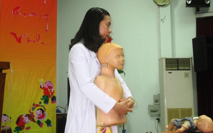 Tai nạn trẻ em: Khó cứu vì không được sơ cứu