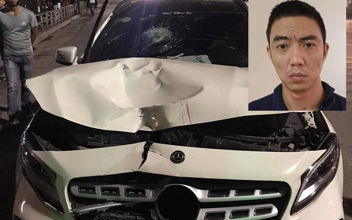 Với nồng độ cồn 0,751 mg/l khí thở, tài xế Mercedes tông chết 2 phụ nữ đã mất kiểm soát thế nào?