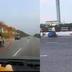 Chạy xe máy tốc độ cao ở đường cấm sân bay Nội Bài, 2 phụ nữ thương vong