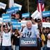 """Mỹ: Nghe nói """"được Nga hỗ trợ"""", ông Sanders cứng rắn với ông Putin"""