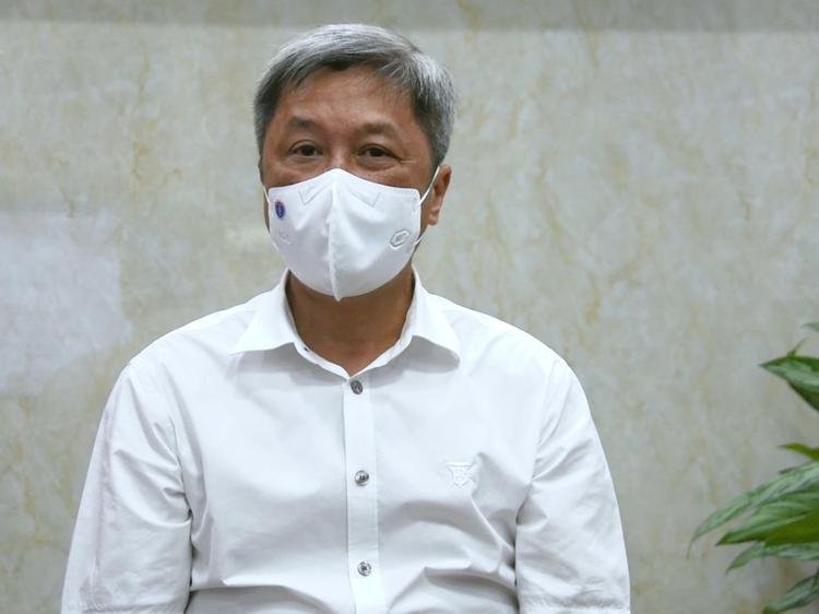 Thứ trưởng Nguyễn Trường Sơn nói 10 việc cần làm với F0, F1 cách ly ở nhà