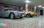 Người đàn ông biến ngôi nhà thành garage xe cổ